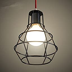 CHXDD E26/E27 Pendant Light , Traditional/Classic / Rustic/Lodge / Retro for Designers MetalLiving Room / Bedroom / Dining , 110-120v