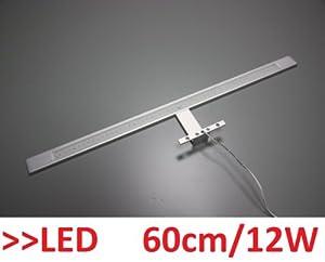 led badleuchte badlampe spiegellampe spiegelleuchte schranklampe aufbauleuchte. Black Bedroom Furniture Sets. Home Design Ideas