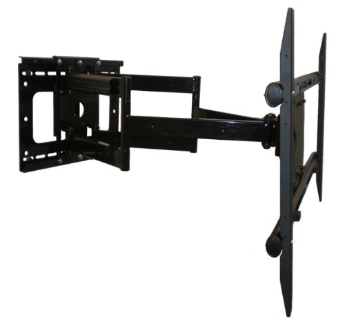 Full Motion Dual Arm Wall Mount Bracket Reviews And Best