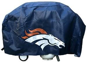 Denver Broncos Grill Cover Economy by Hall of Fame Memorabilia