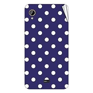 Garmor Designer Mobile Skin Sticker For Intex Aqua Dream II - Mobile Sticker