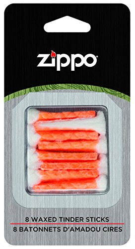 Zippo Tinder Sticks For Emergency Fire Starter (Zippo Waxed Tinder Sticks compare prices)