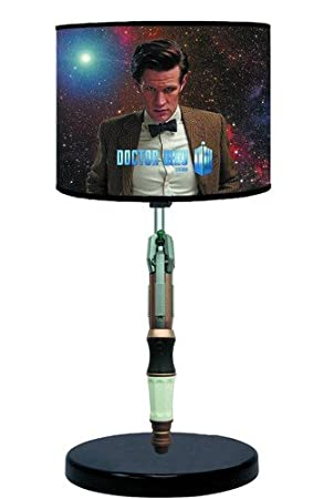 Doctor Who Sonic Screwdriver Table Lamp
