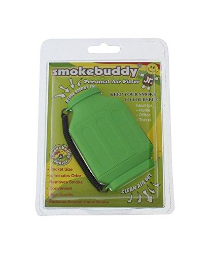Green smokebuddy Jr Personal Air Filter (Smokebuddy Jr Personal Air Filter compare prices)
