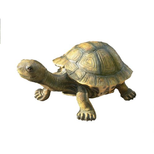 Design Toscano The Tranquil Tortoise Garden Sculpture Home