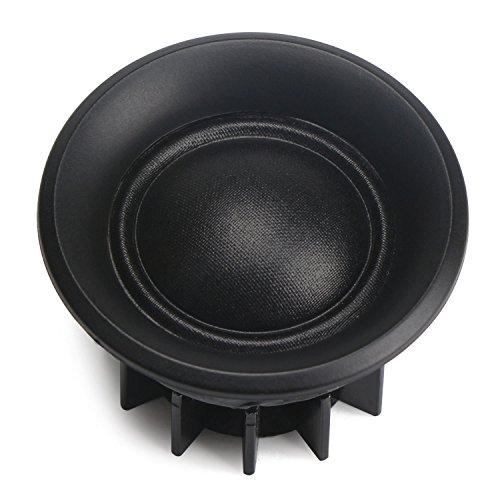 DROK High-sensitivity 10W Stereo Tweeter Speakers 1.5 Inch 6Ω Loudspeaker 90dB 1.7KHZ~20KHZ Frequency Range for Modifying Car Truck Loudspeaker Box (Infinity Subwoofer Package compare prices)
