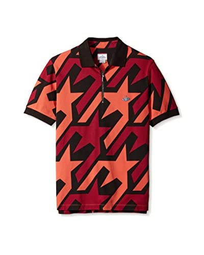 Vivienne Westwood Men's Houndstooth Polo