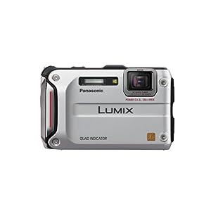 Panasonic Lumix TS4 12.1 TOUGH Waterproof Digital  Camera with 4.6x Optical Zoom