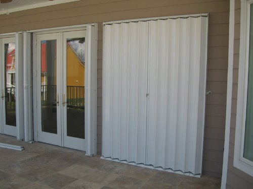 Hurricane shutters cost shutters cost for Door u value calculator
