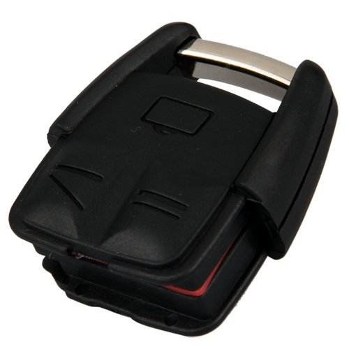 TOOGOO(R) 3 Bouton Etui/ Coque pour Cles a distance Vauxhall Opel Astra