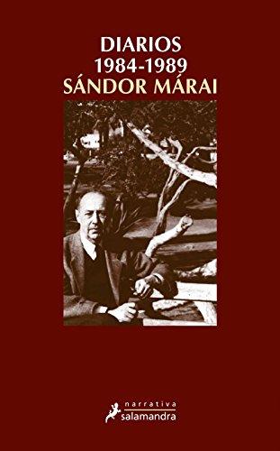 DIARIOS 1984-1989 SANDOR MARAI