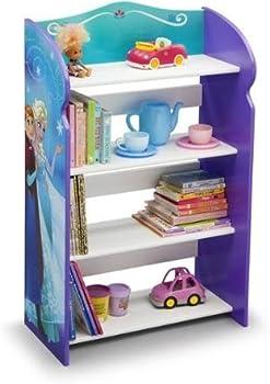 Delta Children 4 Shelf Bookshelf
