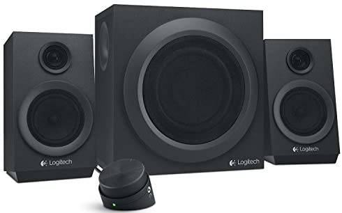 Logitech Z333 80 Watts Multimedia Speakers (980-001203) [並行輸入品]