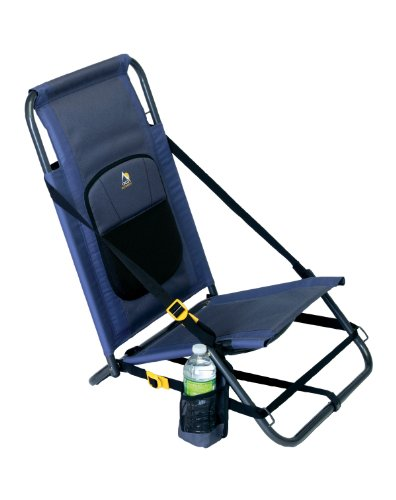 GCI Outdoor Everywhere Chair, Midnight (Low Profile Beach Chair compare prices)