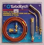 TurboTorch LP-1 Swirl Propane, MAPP, MAP-Pro Torch Kit (0386-0247)