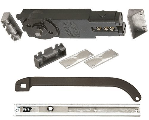 2,000 Pc 1//4-20 C7343-1420-4 Tinnerman Style U-Type Spring Nuts//Steel//Black Phos Carton