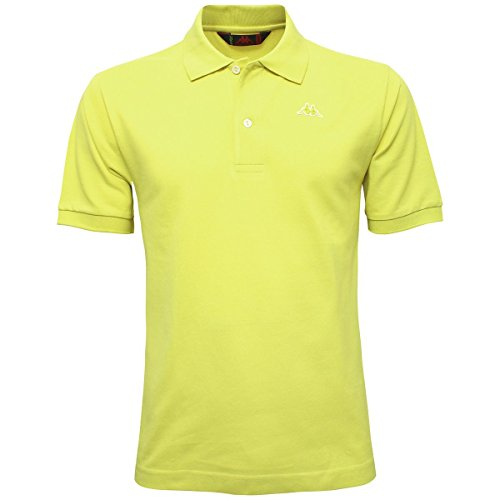 La polo Robe di Kappa - Aarau - Lemon - XL