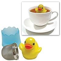 Tea Duckie Tea Infuser Novelty 3 x 2in