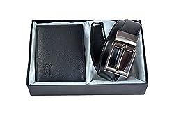 SCHARF Belt Wallet Combo Set CBW03B
