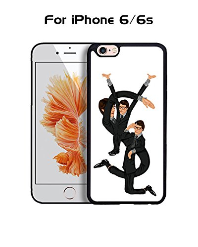 Cool Custodia Case for Iphone 6 / 6s (4.7 inch) Brand Logo (YSL) Yves Saint Laurent Snap On Personalized Slim High Impact Drop Proof Creative