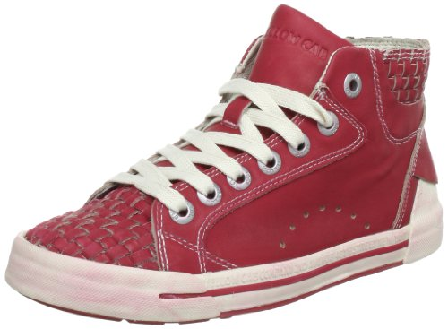 Yellow Cab Jazz Trainers Girls Red Rot (Red) Size: 32