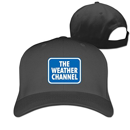 topseller-unisex-the-weather-channel-flat-baseball-caps-hats