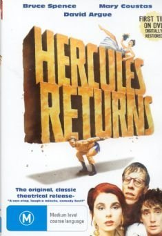 Hercules Returns by Bruce Spence