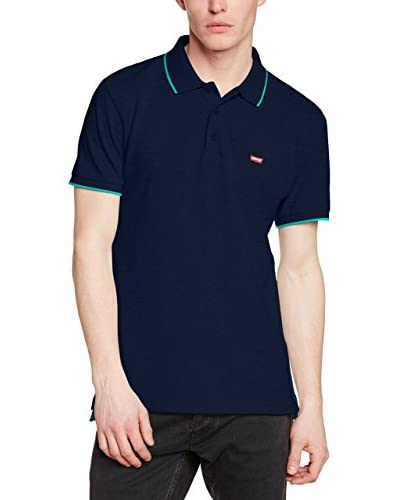 Levi's Polo Slim Housemark Polo Azul