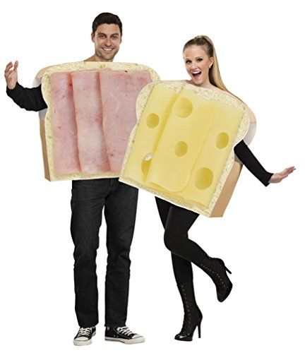 Ham and Cheese Couples Costume