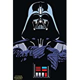 Darth Vader Star Wars Villain Hollywood S-P757 - Poster For Home/Office Décor