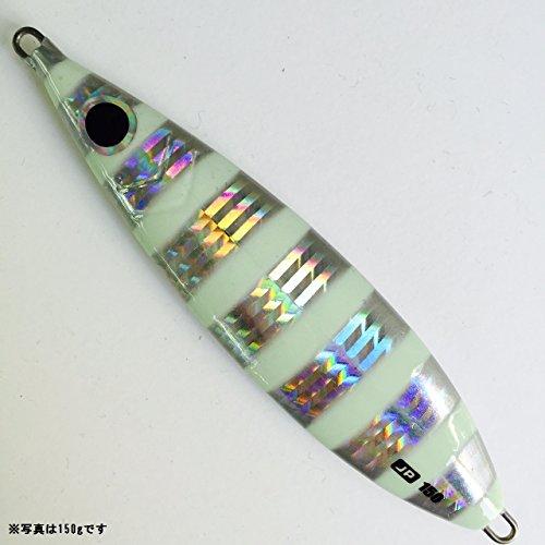 メジャークラフト(Major Craft) ルアー ジグパラ バーチカルスローピッチ #07 JPVSP-120 ゼブラグローの商品画像