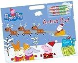 Peppa Pig Artist Pad 1 Pack
