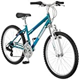 "24"" Granite Peak Girls' Mountain Bike, Teal"