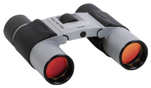 Rokinon 12 x 25 Compact Roof Prism Binoculars (Titanium)