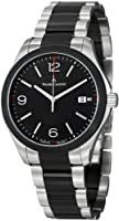 Maurice Lacroix Miros Date Black Dial Stainless Steel Mens Watch MI1018-SS002331 by Maurice Lacroix