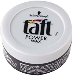 Schwarzkopf Professional Taft Power Wax Hair Styler 75 ml