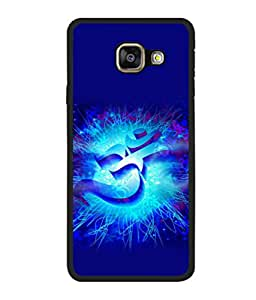 printtech Om Namah Shivaya Back Case Cover for Samsung Galaxy A5 (2016) :: Samsung Galaxy A5 (2016) Duos with dual-SIM card slots