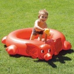 Pool elephant piscina per bambini con fondo gonfiabile - Amazon piscina bambini ...