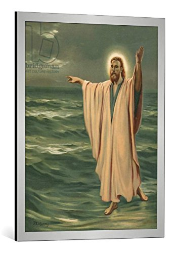 quadro-con-cornice-philip-richard-morris-christ-walking-on-the-sea-stampa-artistica-decorativa-corni