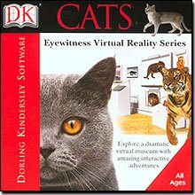 DK Eyewitness Virtual Reality: Cats
