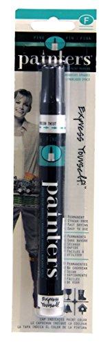 Elmer's Painters Opaque Paint Marker, Fine Tip, Black