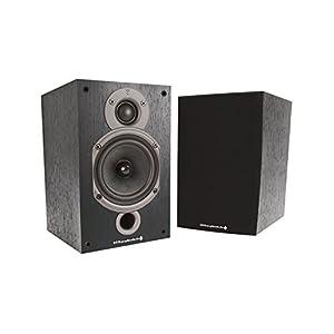 Wharfedale Diamond 9.0 Black Standmount Speakers