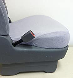 See One Bottom Bucket Seat Cover only for All Ford F series F150 F250 F350 Cars Trucks and SUV Models Water repellent & nonslip liner. Details