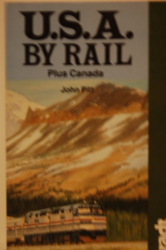 U. S. A. by Rail (Bradt Travel Guide USA by Rail)
