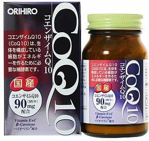 オリヒロ コエンザイムQ10 90粒