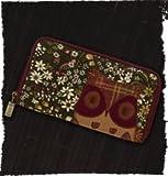 Karma Boho Owl Henna Wallet
