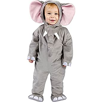 Cuddly Elephant Infant Costume