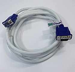 BEcom VGA VGA 2.5 Meters (White)
