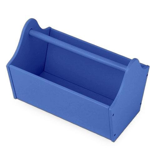 Kidkraft 15903 Toy Caddy, Blue front-1026584