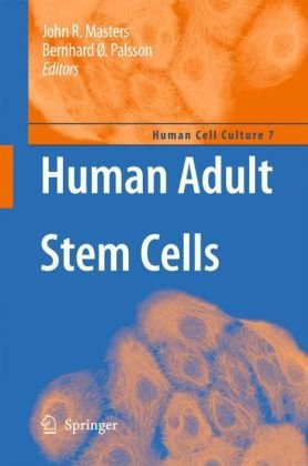 Human Adult Stem Cells (Human Cell Culture)